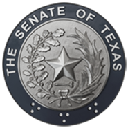 Seal of the Senate of the State of Texas